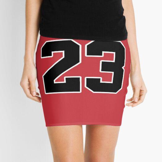 JORDAN 23  Mini Skirt