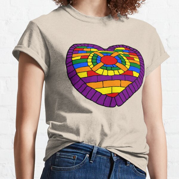 Pride in Heart of Midlothian Classic T-Shirt