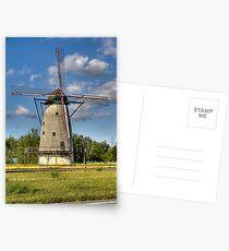 Windmill Postcards
