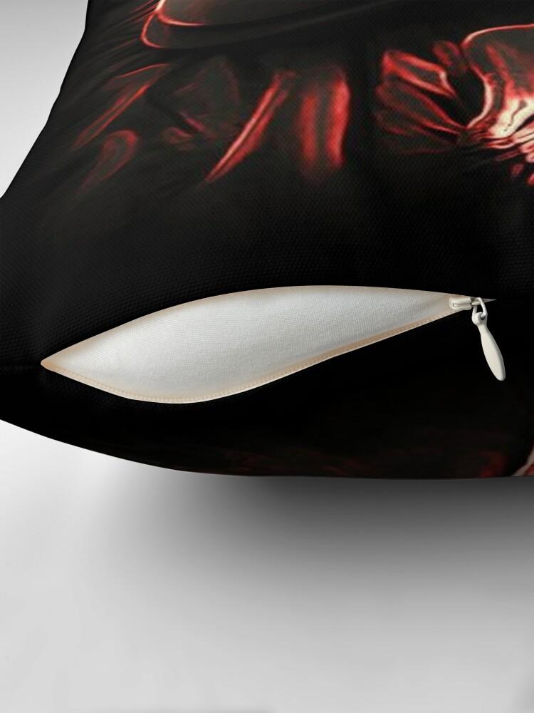 Alternate view of FETAL Throw Pillow