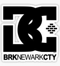'BC Newark (b)' Sticker