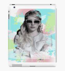 Chanel #1  iPad Case/Skin