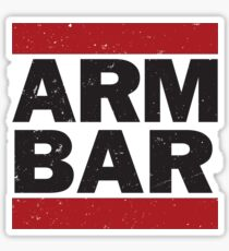 Arm Bar Sticker