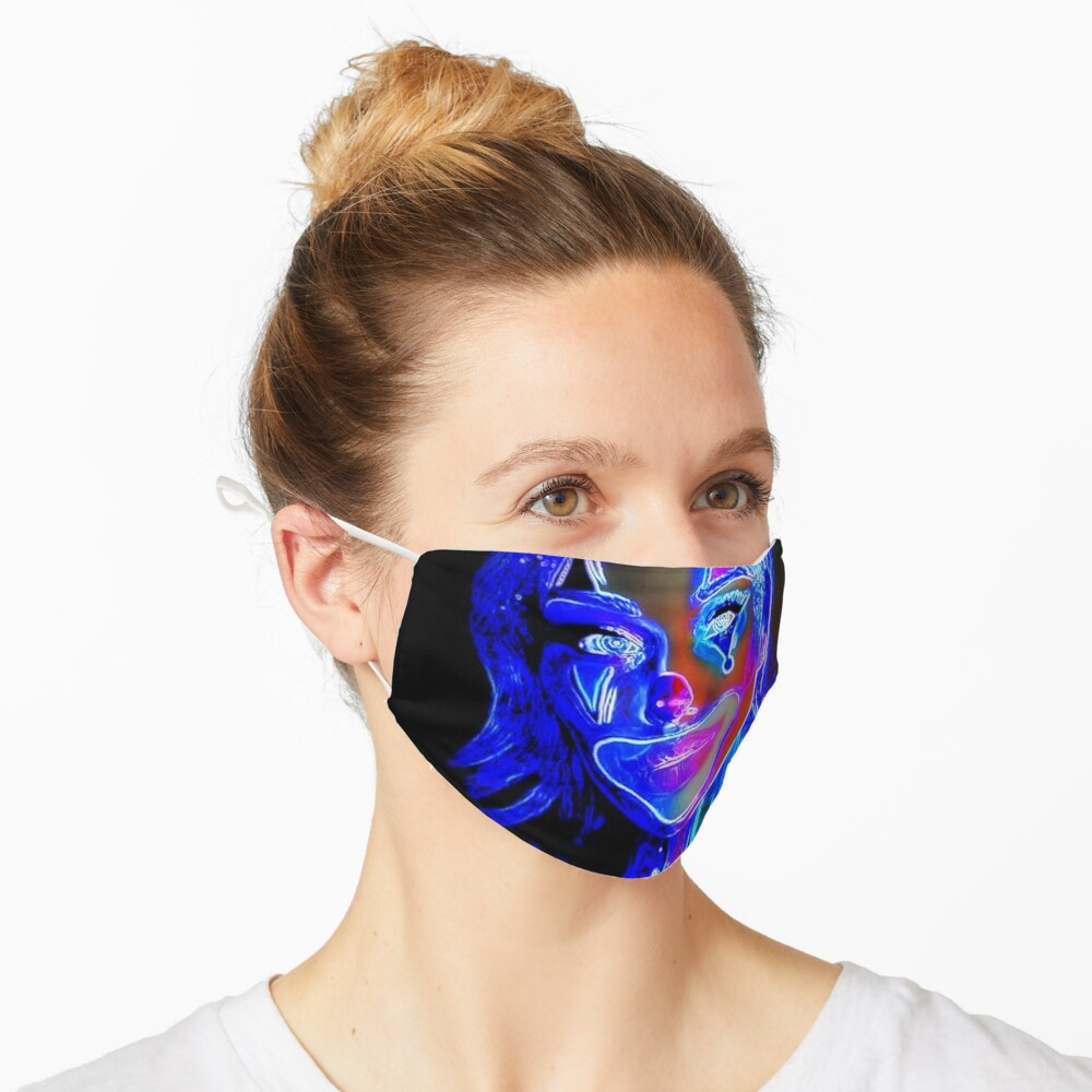 MARTI GRAS  Mask