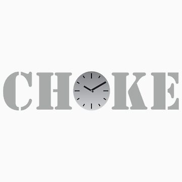 Clock Choke by martialartstees