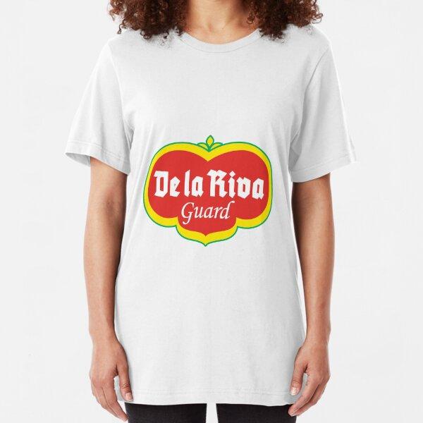 De La Riva Gaurd Slim Fit T-Shirt