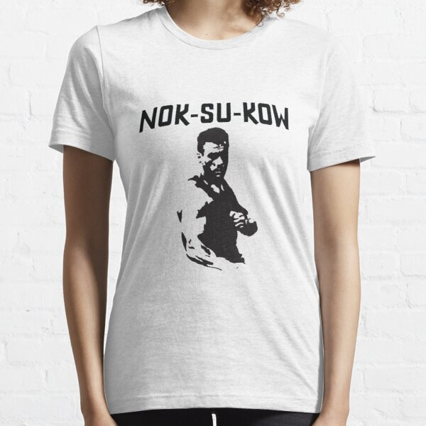 White Warrior Essential T-Shirt
