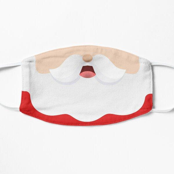 Santa Claus, Father Christmas, Saint Nicholas, Saint Nick, Kris Kringle, or simply Santa Smile Mask