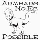 Trex Armbars by martialartstees