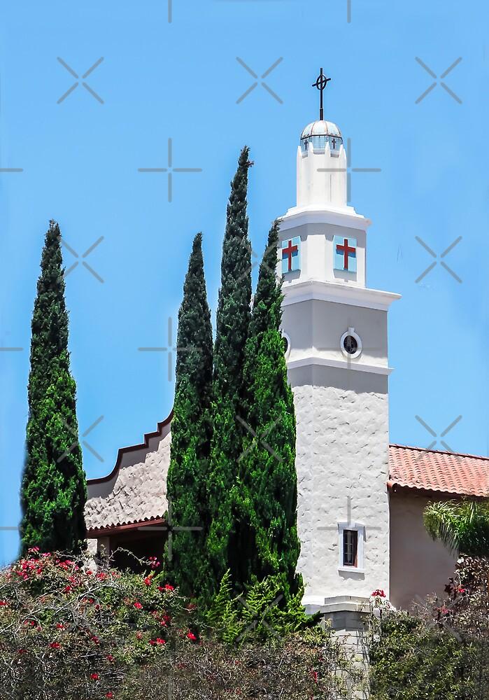 San Diego Church by Heather Friedman