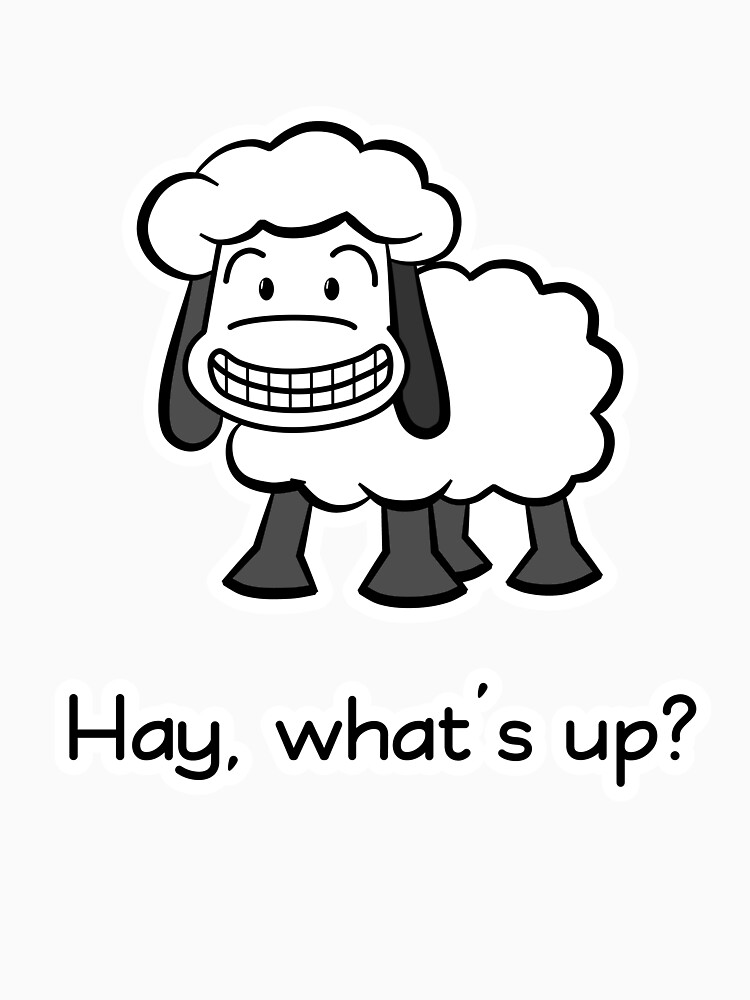Hay, what's up? by coldteacomics