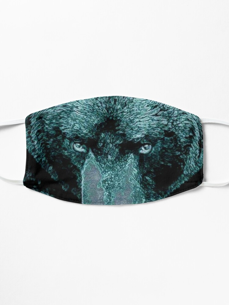 Alternate view of BEAR Mask