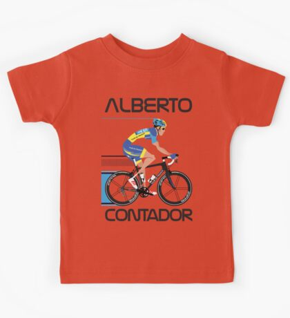 ALBERTO CONTADOR Kids Clothes