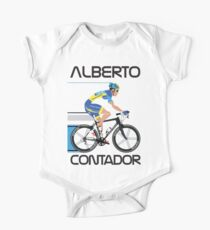 ALBERTO CONTADOR One Piece - Short Sleeve