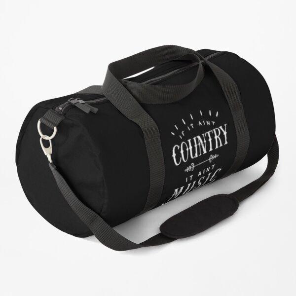Country Music Duffle Bag