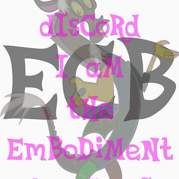 Discord East Coast Brony by DresdenRahl