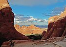 (GREETING CARD ONLY) ARCHES NATIONAL PARK by Thomas Barker-Detwiler