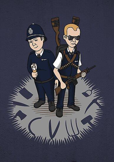Original Cornetto? by DoodleDojo