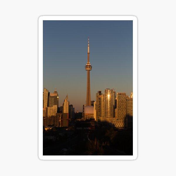 CN Tower Sticker