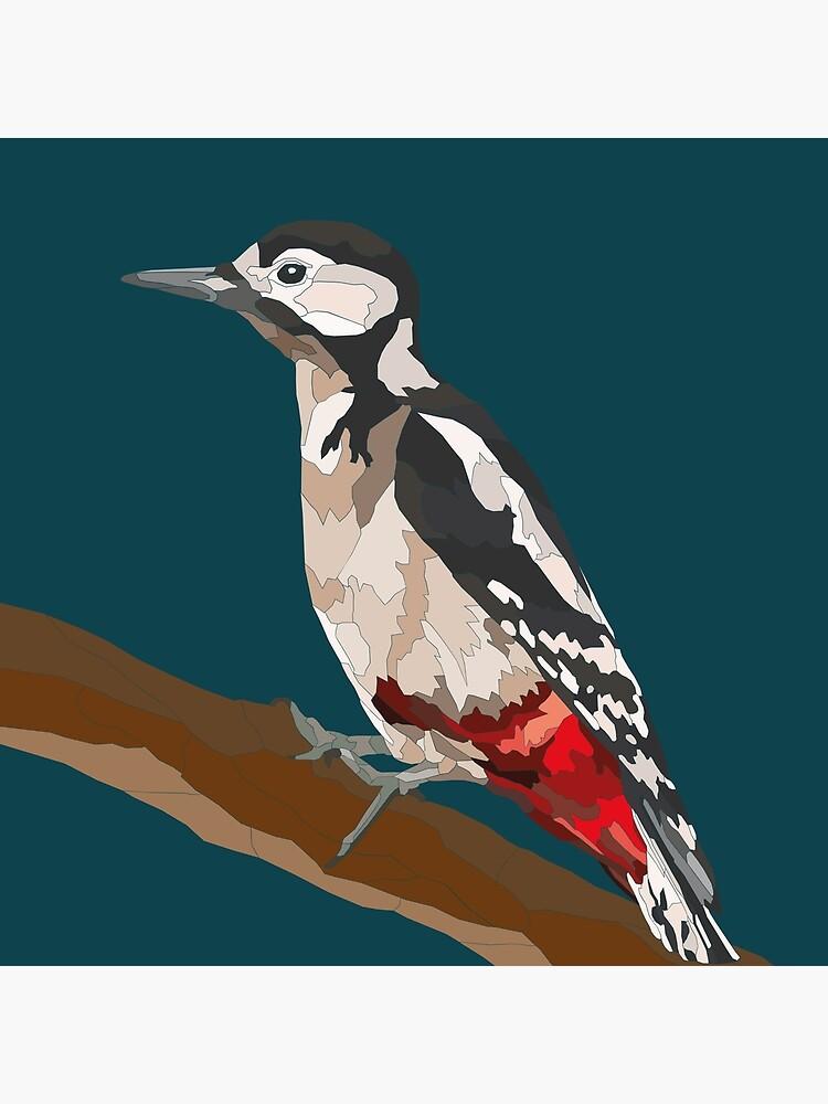 Woodpecker Design by Wildlife15