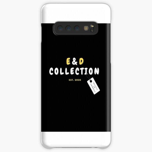 E & D COLLECTION Samsung Galaxy Snap Case