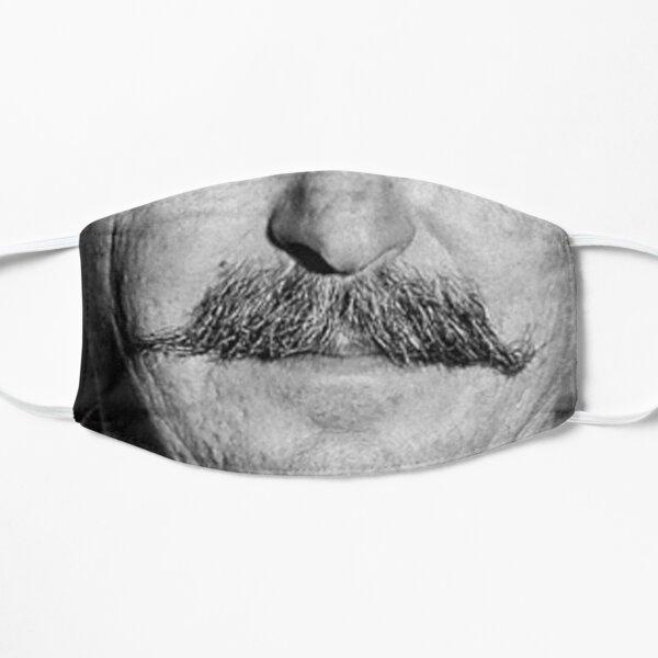 Stalin Moustache Flat Mask