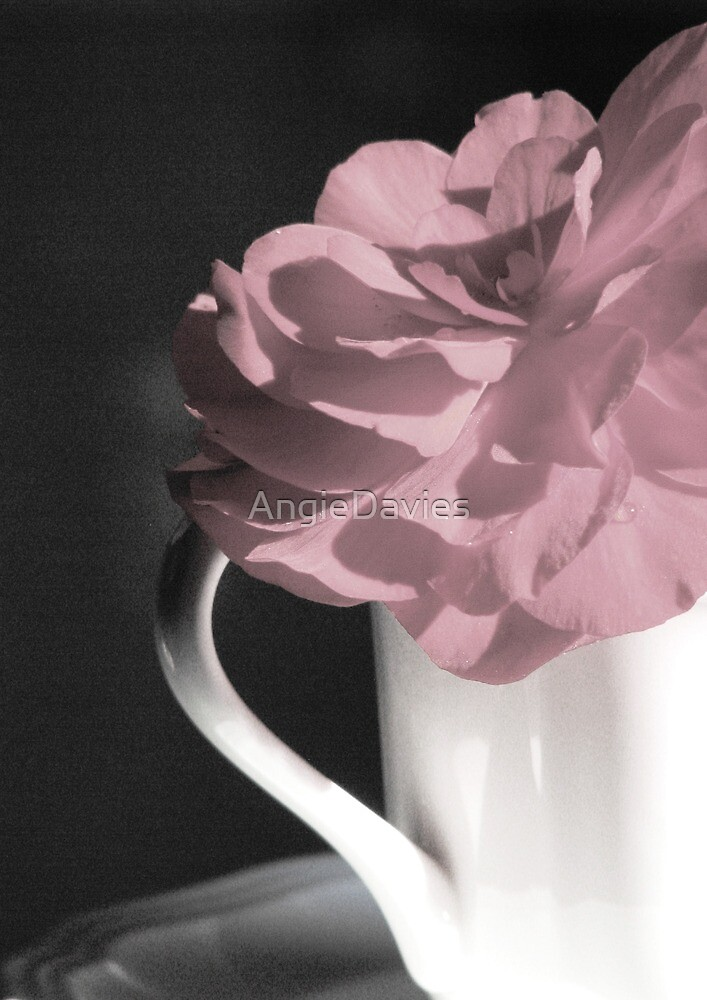 Sending A Cup Of Cheer by AngieDavies