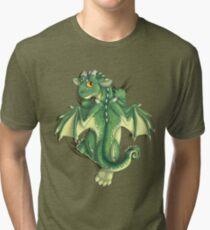Camiseta de tejido mixto D es para Dragon!