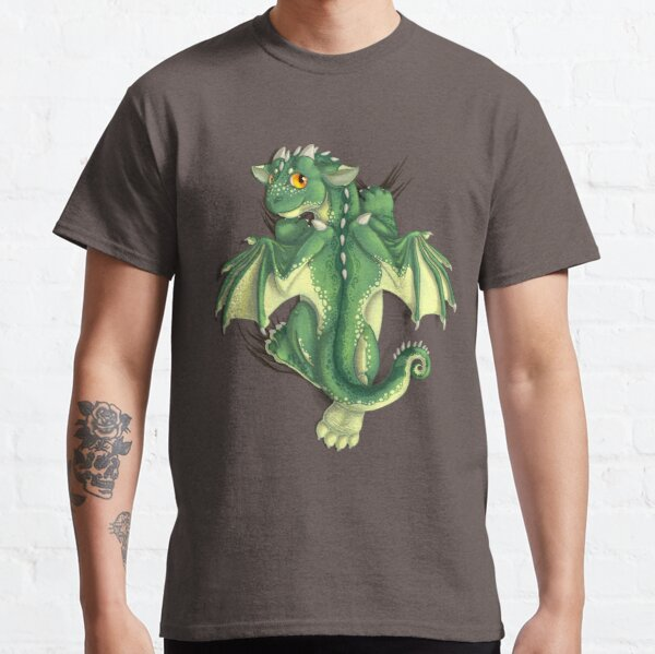 D is for Dragon! Classic T-Shirt