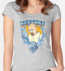 Heisenberg's Mobile Cuisine Women's Fitted Scoop T-Shirt