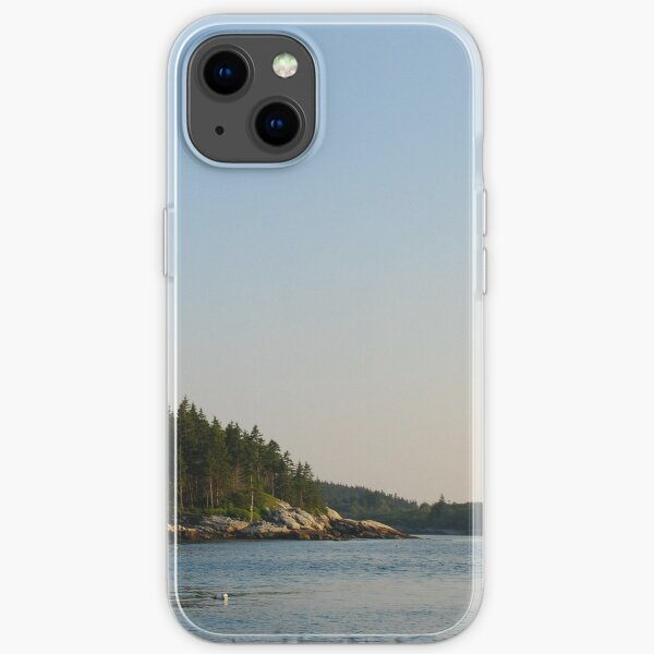 Island iPhone Soft Case
