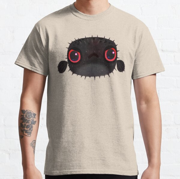 Angry puffer Classic T-Shirt