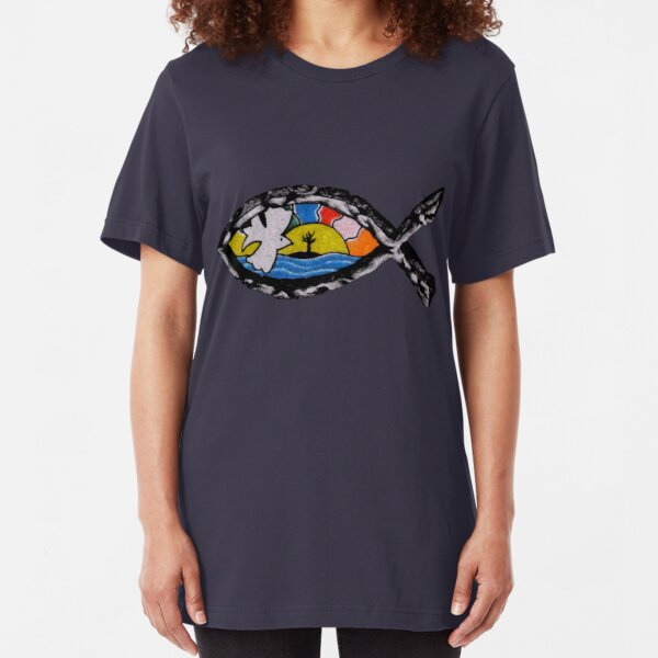 God's Promise  Slim Fit T-Shirt
