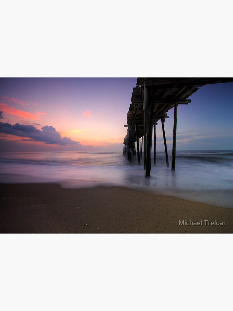 Dawn on the Outer Banks by michaeltreloar