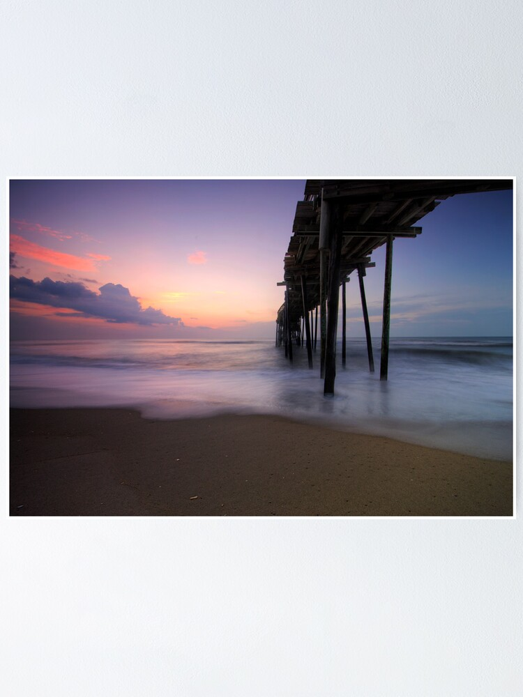 Alternate view of Dawn on the Outer Banks Poster