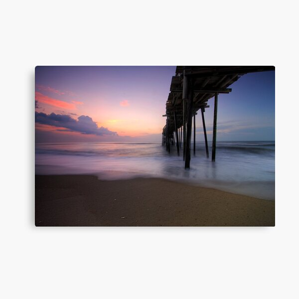 Dawn on the Outer Banks Canvas Print