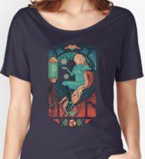 Aran Nouveau Women's Relaxed Fit T-Shirt