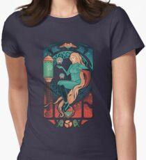 Aran Nouveau Women's Fitted T-Shirt