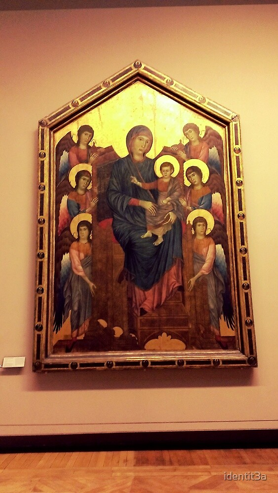 Jesus and the Apostles by identit3a
