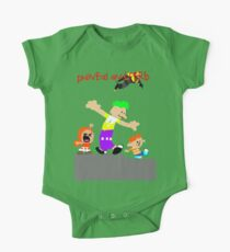 Phineas and Ferb Kids Clothes