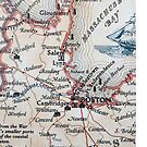Cartography / boston by Atlas Designs