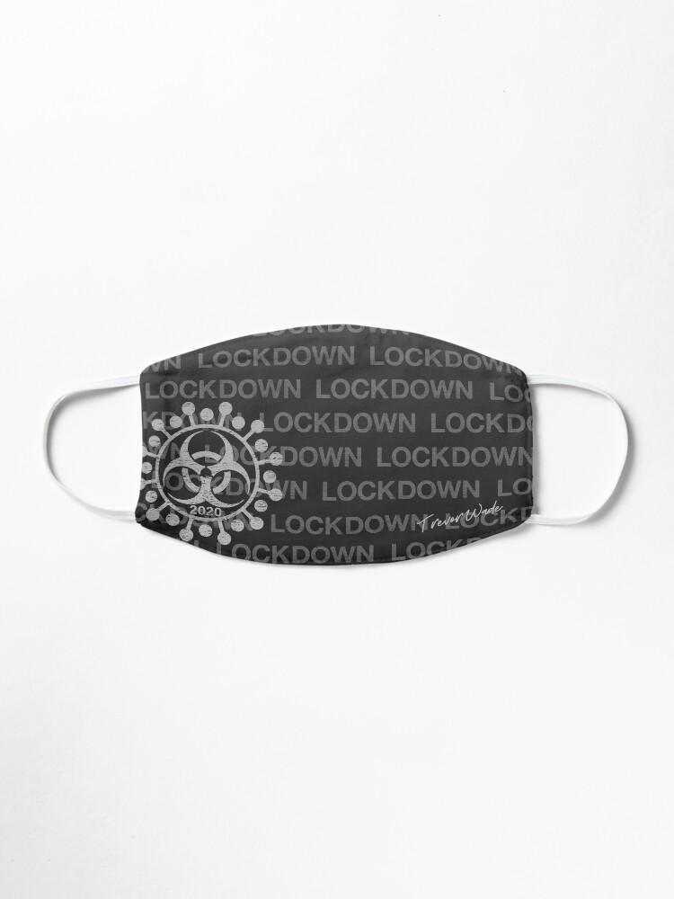 Alternate view of Lockdown Mask