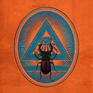Illuminati-beetle 2 by RichardSmith