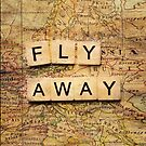 Fly Away2 by SylviaCook