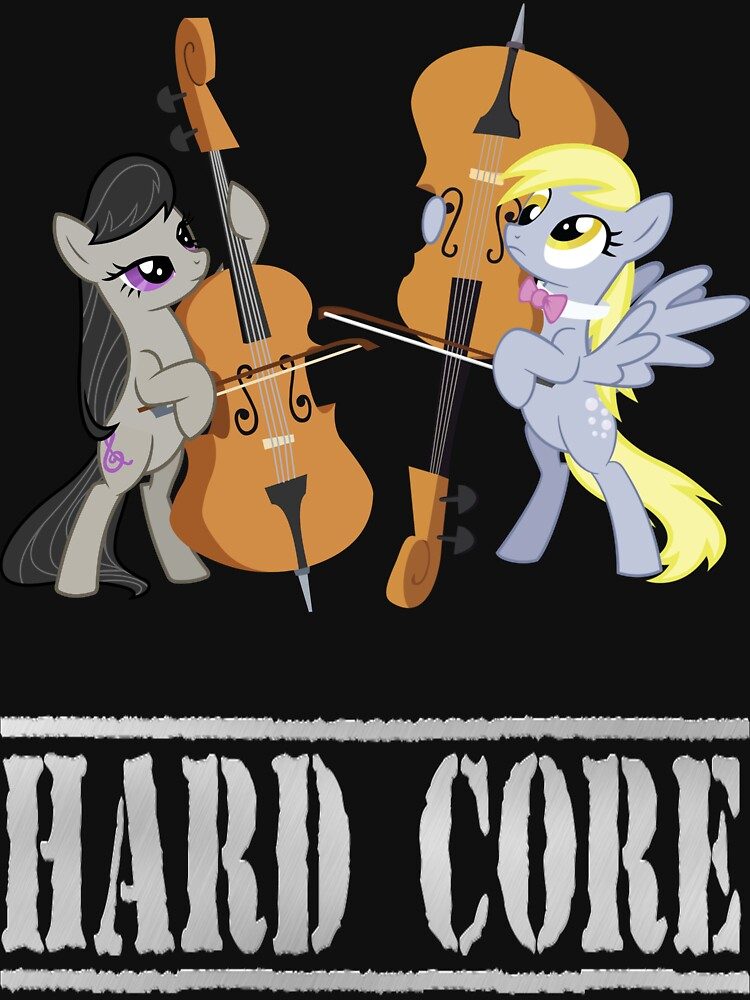 Contrebasse de Derpy Hooves.2 - My Little Pony - MLP:FIM | Unisex T-Shirt