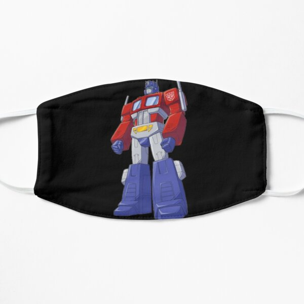 Optimus prime autobot leader of the transformers g1 Flat Mask