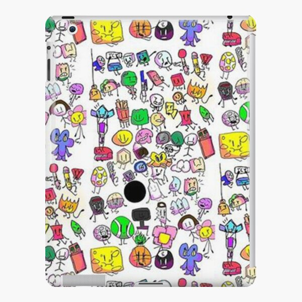 Bfb characters iPad Snap Case