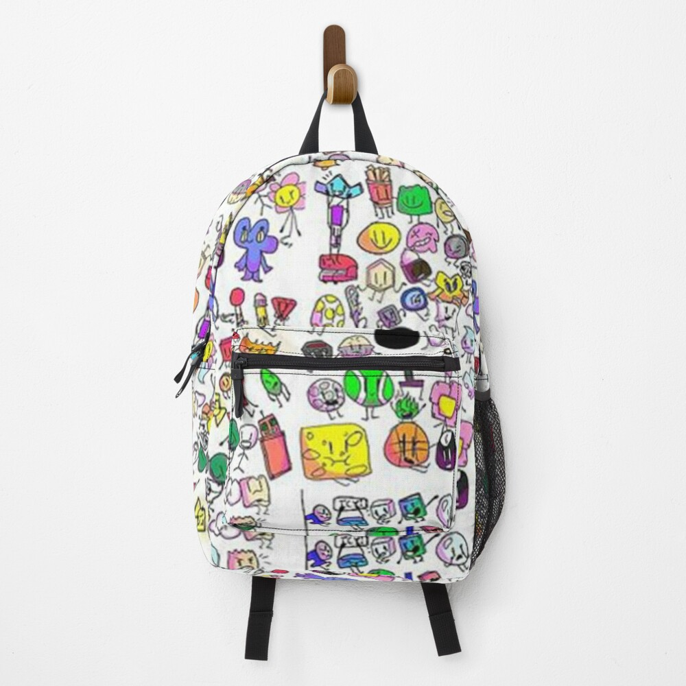 Bfb characters Backpack