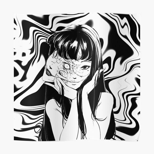 Tomie - Junji Ito Poster