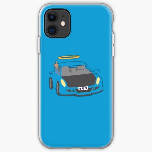 Juice Wrld Goodbye & Good Riddance Halo iPhone Soft Case